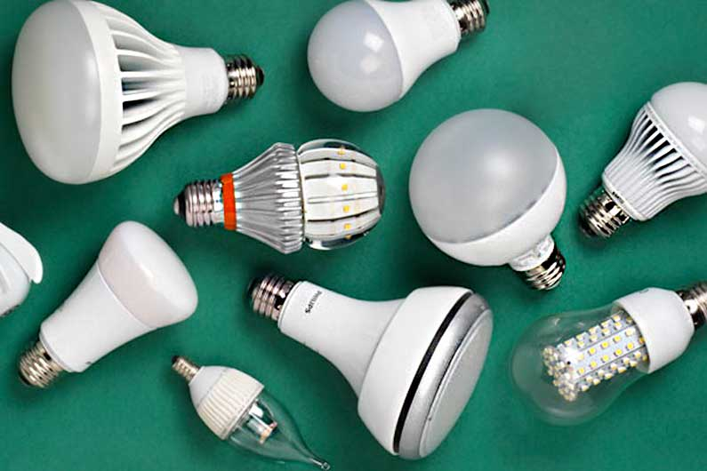как выбрать LED лампу