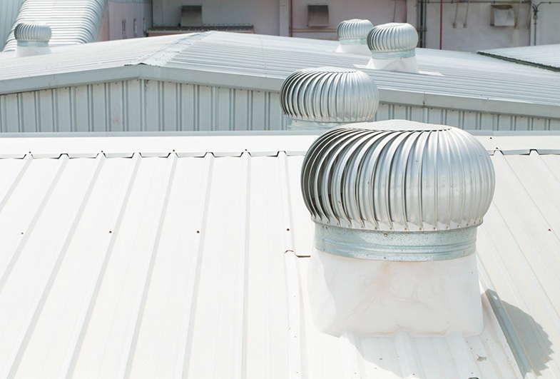 Жидкая теплоизоляция на крыше